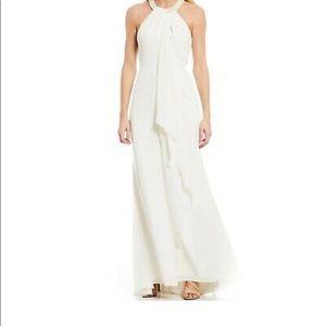 NEW Calvin Klein White Maxi Dress